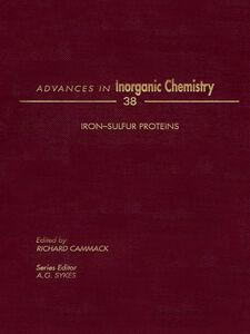 Foto Cover di ADVANCES IN INORGANIC CHEMISTRY VOL 38, Ebook inglese di  edito da Elsevier Science