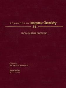 Ebook in inglese ADVANCES IN INORGANIC CHEMISTRY VOL 38 -, -