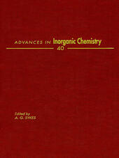 ADVANCES IN INORGANIC CHEMISTRY VOL 40