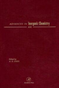 Ebook in inglese Advances in Inorganic Chemistry -, -