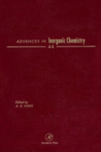 Ebook in inglese Advances in Inorganic Chemistry -, -