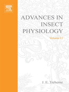 Foto Cover di Advances in Insect Physiology APL, Ebook inglese di  edito da Elsevier Science