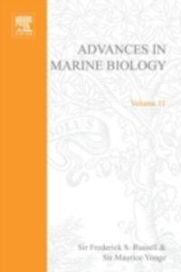 Ebook in inglese Advances in Marine Biology APL
