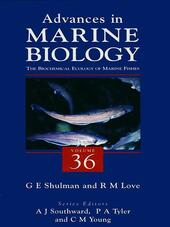 The Biochemical Ecology of Marine Fishes