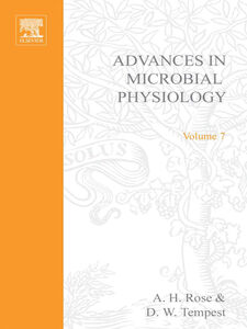 Foto Cover di Adv in Microbial Physiology APL, Ebook inglese di  edito da Elsevier Science