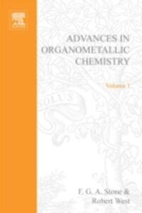 Ebook in inglese ADVANCES ORGANOMETALLIC CHEMISTRY V 1