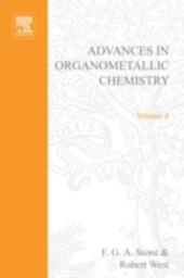 ADVANCES ORGANOMETALLIC CHEMISTRY V 4