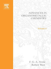 ADVANCES ORGANOMETALLIC CHEMISTRY V 6