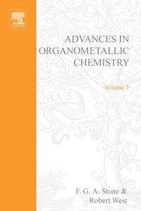 Foto Cover di ADVANCES ORGANOMETALLIC CHEMISTRY V 7, Ebook inglese di  edito da Elsevier Science