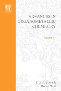 Ebook in inglese ADVANCES ORGANOMETALLIC CHEMISTRY V11
