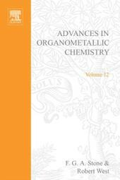 ADVANCES ORGANOMETALLIC CHEMISTRY V12