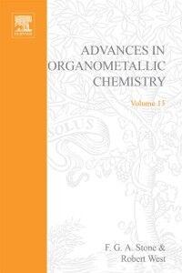 Foto Cover di ADVANCES ORGANOMETALLIC CHEMISTRY V13, Ebook inglese di  edito da Elsevier Science