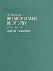ADVANCES ORGANOMETALLIC CHEMISTRY V16