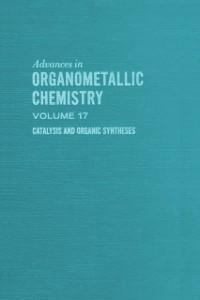 Ebook in inglese ADVANCES ORGANOMETALLIC CHEMISTRY V17 -, -