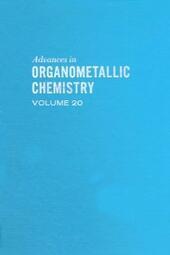 ADVANCES ORGANOMETALLIC CHEMISTRY V20