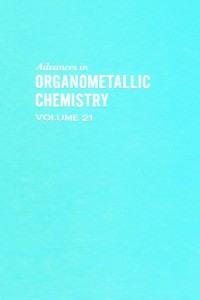 Ebook in inglese ADVANCES ORGANOMETALLIC CHEMISTRY V21 -, -