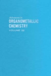 Ebook in inglese ADVANCES ORGANOMETALLIC CHEMISTRY V22 -, -
