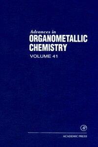 Foto Cover di Advances in Organometallic Chemistry, Ebook inglese di  edito da Elsevier Science