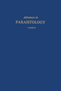 Ebook in inglese Advances in Parasitology APL -, -