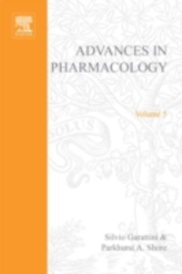 Ebook in inglese ADVANCES IN PHARMACOLOGY VOL 5 -, -