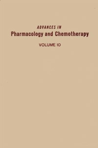 Ebook in inglese ADV IN PHARMACOLOGY &CHEMOTHERAPY VOL 10 -, -