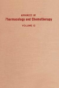Ebook in inglese ADV IN PHARMACOLOGY &CHEMOTHERAPY VOL 12 -, -