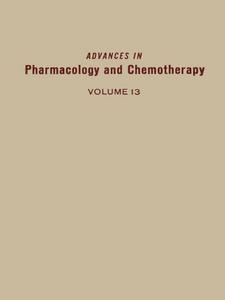 Ebook in inglese ADV IN PHARMACOLOGY &CHEMOTHERAPY VOL 13 -, -