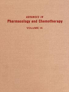 Foto Cover di ADV IN PHARMACOLOGY &CHEMOTHERAPY VOL 14, Ebook inglese di  edito da Elsevier Science