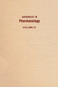 Ebook in inglese ADVANCES IN PHARMACOLOGY VOL 21 -, -