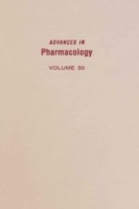 Ebook in inglese Advances in Pharmacology