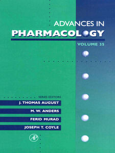 Ebook in inglese Advances in Pharmacology -, -