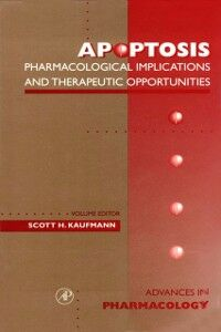 Ebook in inglese Apoptotis: Pharmacological Implications and Therapeutic Opportunities