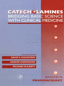 Foto Cover di Catecholamines, Ebook inglese di  edito da Elsevier Science