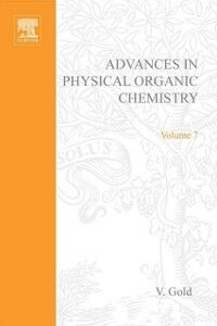 Ebook in inglese ADV PHYSICAL ORGANIC CHEMISTRY APL -, -