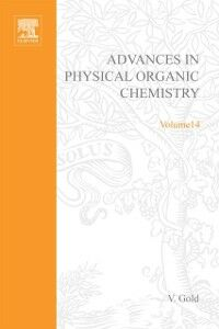 Ebook in inglese Advances in Physical Organic Chemistry APL -, -