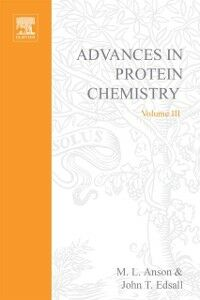 Ebook in inglese ADVANCES IN PROTEIN CHEMISTRY VOL 3