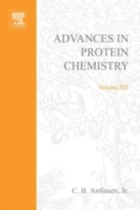 Ebook in inglese ADVANCES IN PROTEIN CHEMISTRY VOL 12 -, -