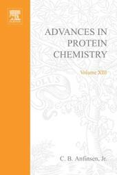 ADVANCES IN PROTEIN CHEMISTRY VOL 13