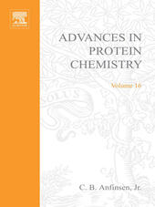 ADVANCES IN PROTEIN CHEMISTRY VOL 16