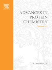 ADVANCES IN PROTEIN CHEMISTRY VOL 17
