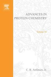 ADVANCES IN PROTEIN CHEMISTRY VOL 18