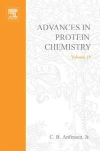 Ebook in inglese ADVANCES IN PROTEIN CHEMISTRY VOL 19 -, -