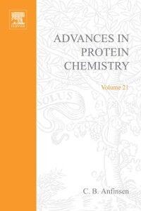 Ebook in inglese ADVANCES IN PROTEIN CHEMISTRY VOL 21
