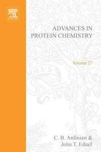 Ebook in inglese ADVANCES IN PROTEIN CHEMISTRY VOL 27 -, -