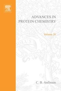 Ebook in inglese ADVANCES IN PROTEIN CHEMISTRY VOL 28 -, -