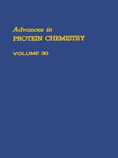 ADVANCES IN PROTEIN CHEMISTRY VOL 30