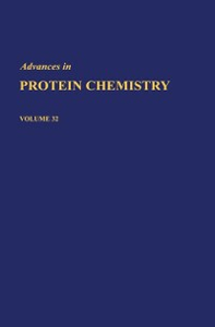 Ebook in inglese ADVANCES IN PROTEIN CHEMISTRY VOL 32 -, -