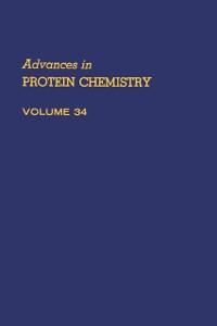 Ebook in inglese ADVANCES IN PROTEIN CHEMISTRY VOL 34 -, -
