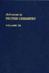 Ebook in inglese ADVANCES IN PROTEIN CHEMISTRY VOL 35 -, -