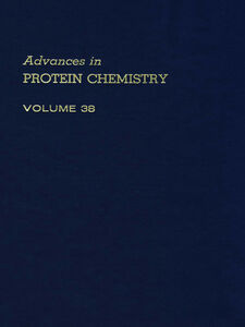 Ebook in inglese ADVANCES IN PROTEIN CHEMISTRY VOL 38 -, -